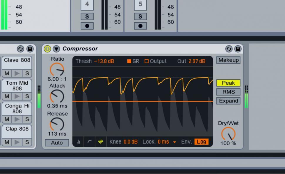Schritt 3: Max. Kompression