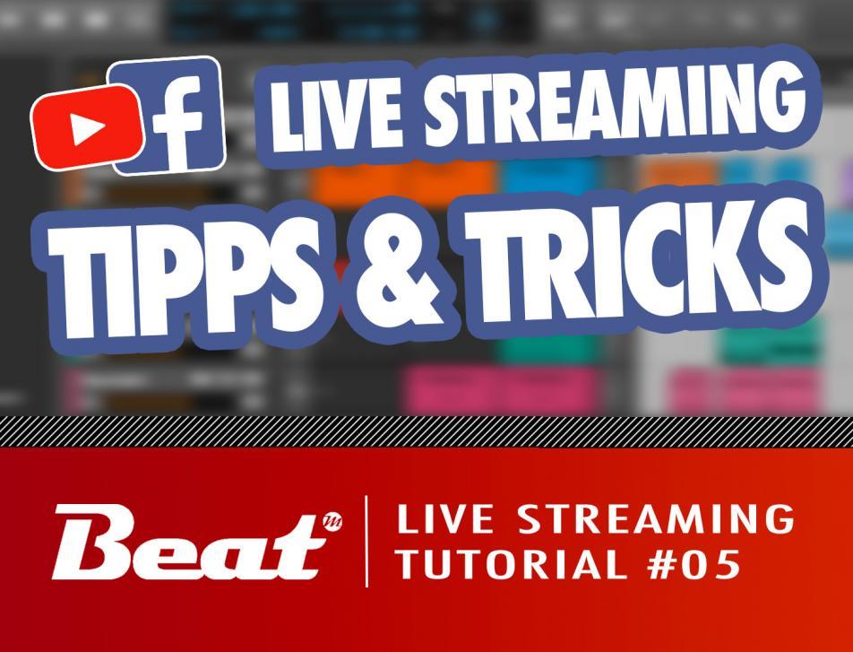 Live Streaming Tutorial Folge 5
