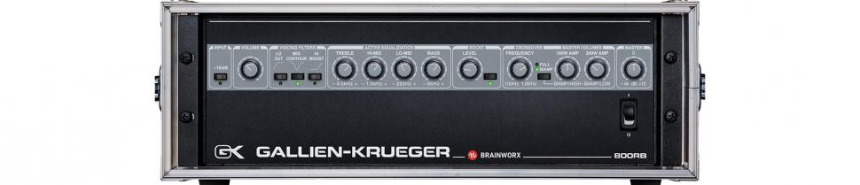 Gallien-Krueger 800RB Bass Amp