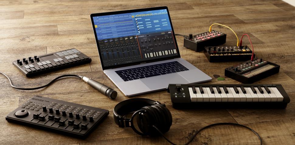 Korg Gadget for Mac 1.5