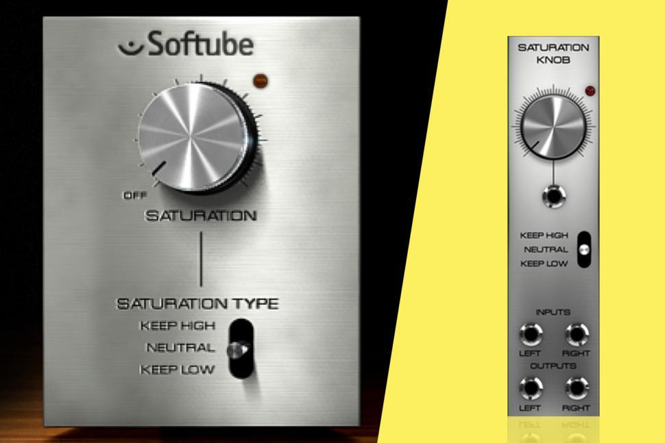 Saturation für Softube Modular