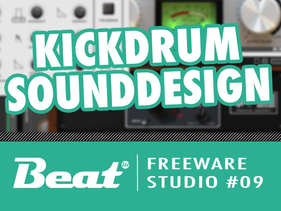 Video-Tutorial zum Thema Kickdrum Sounddesign
