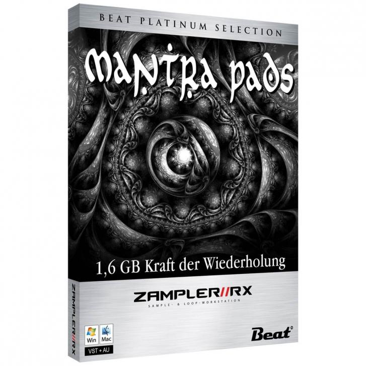 Zampler Expansion Mantra Pads