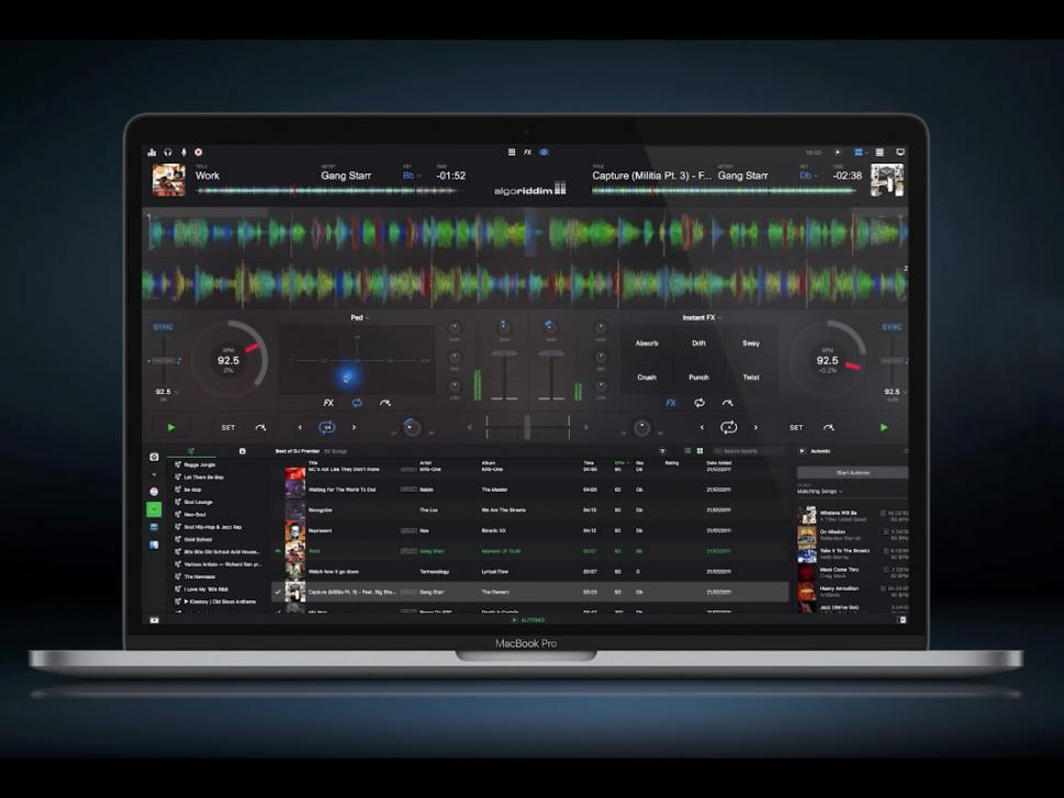Algoriddim djay Pro 2 for Mac