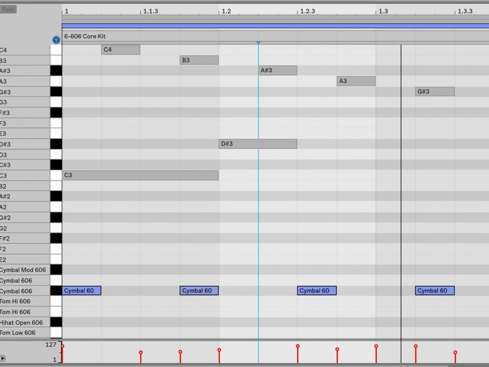 Ableton Live Tutorial: Multi-Clip Editing