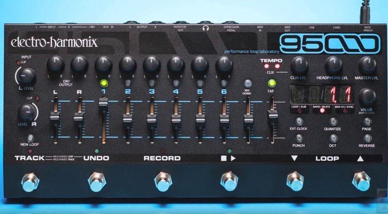 Electro Harmonix EHX 9500 Loop Laboratory