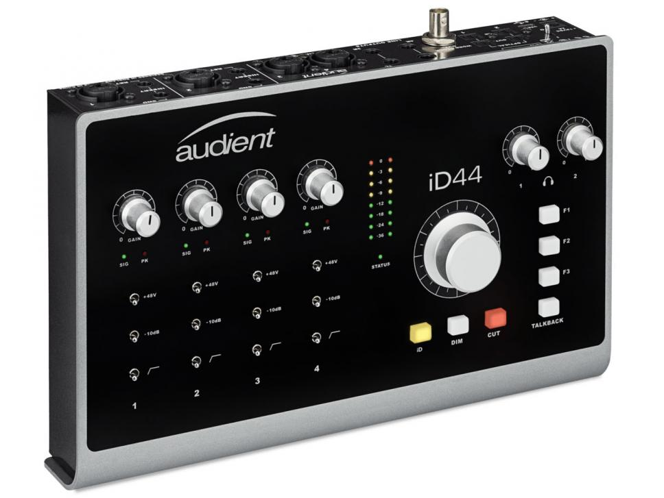 Audient iD44 Audio-Interface