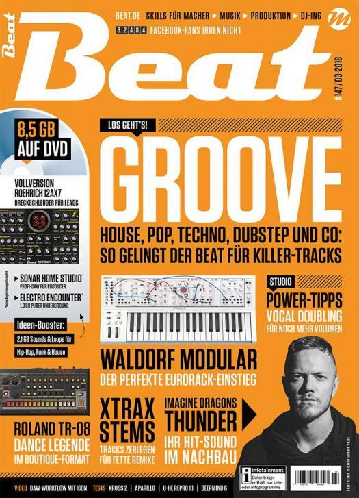 Beat Heft-Ausgabe 03/18