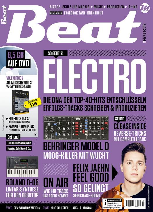 Beat Ausgabe 04/18