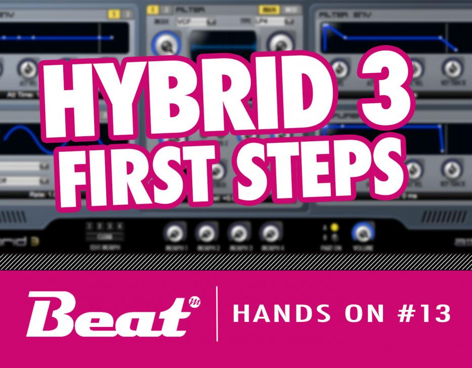 Video-Tutorial Air Music Tech Hybrid 3