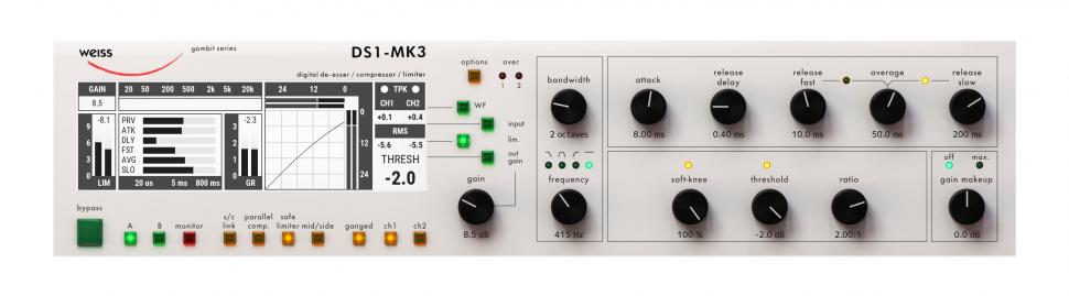 Softube Weiss DS1 MK3