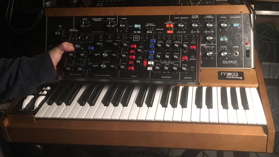 Kleines Format, großer Sound: Liebling, ich habe den Model D geschrumpft!