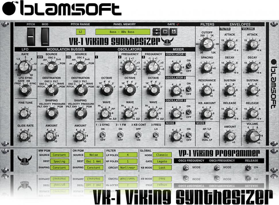 Blamsoft VK-1