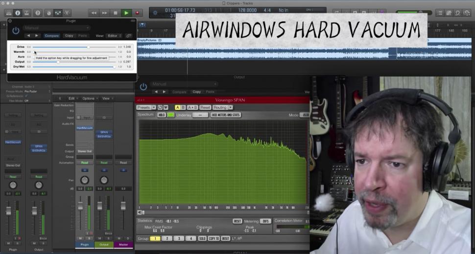 Airwindows Hard Vacuum