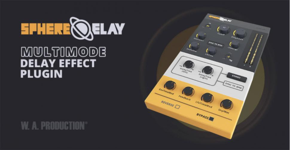 W. A. Production SphereDelay