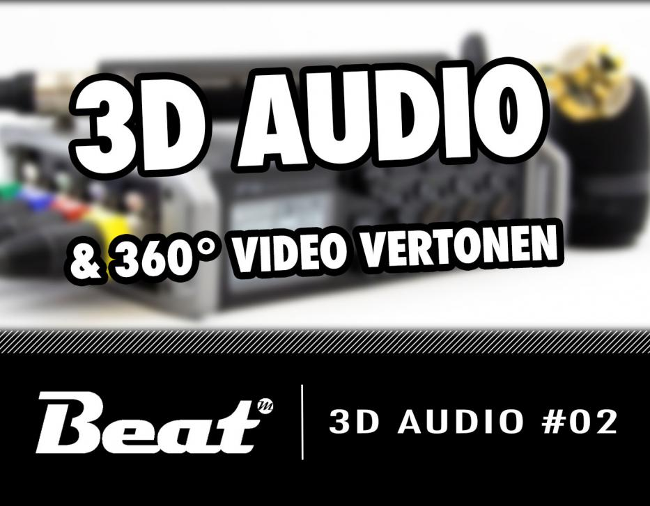 Video-Tutorial: 3D-Audioaufnahmen und 360 Grad Videos vertonen