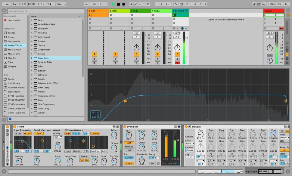 Schritt 6: Sound Layer und Samples