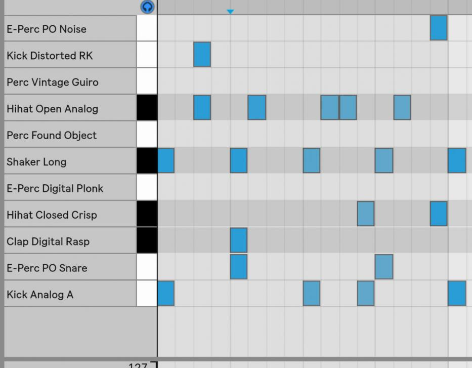Tutorial: Beats mit dem Drum Synth in Ableton Live 10