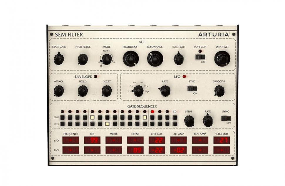 Arturia Sem Filter