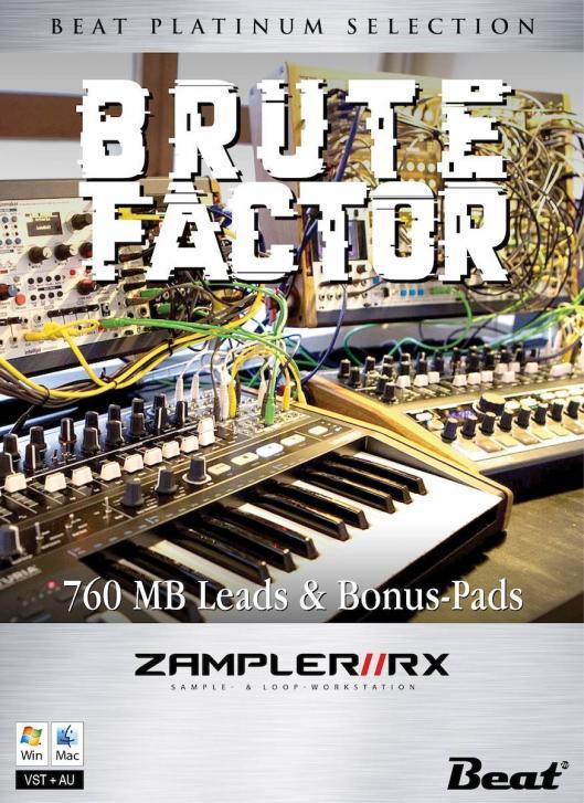 Zampler Expansion BRUTE FACTOR