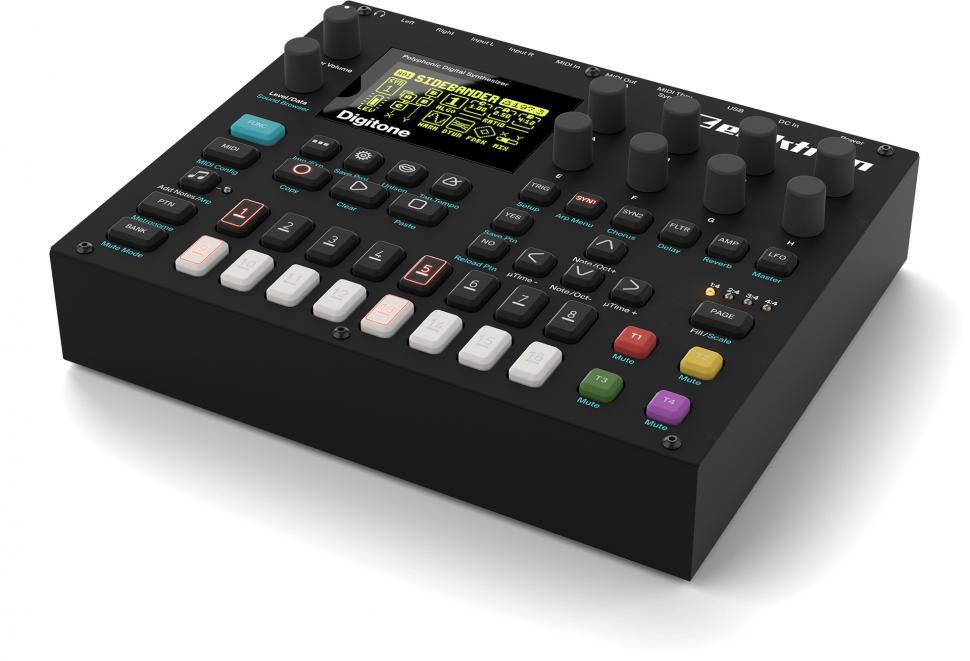 Der FM-Synthesizer von Elektron