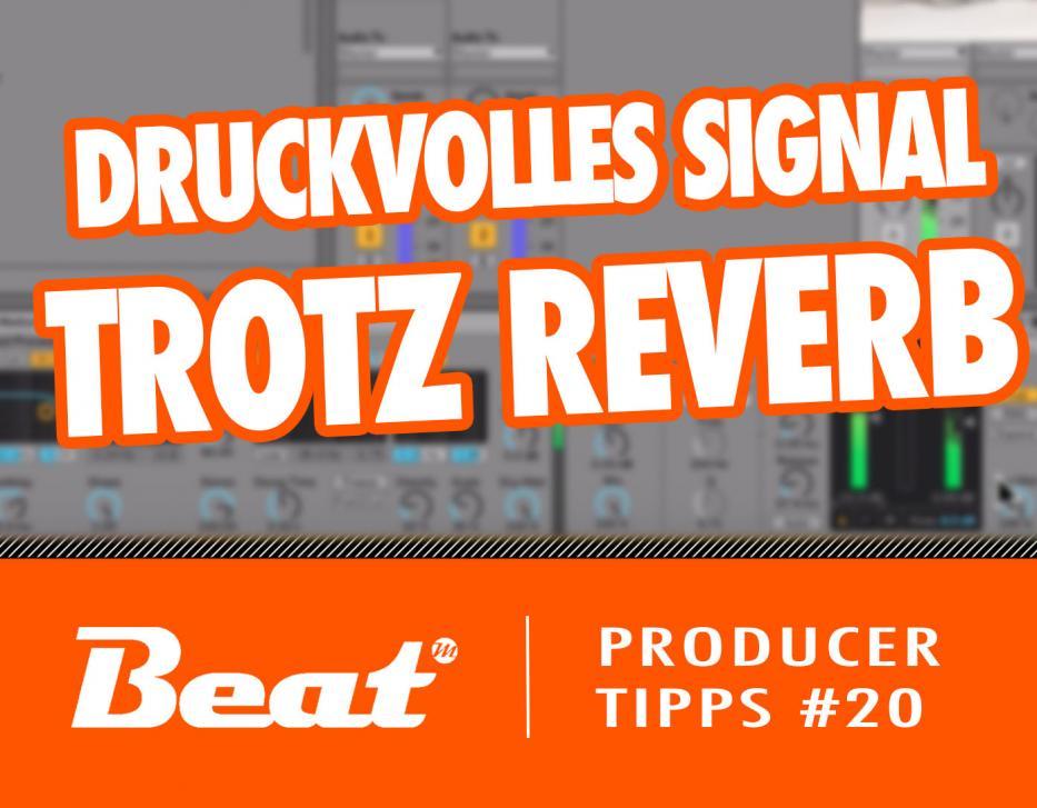 Producer Tipps #20