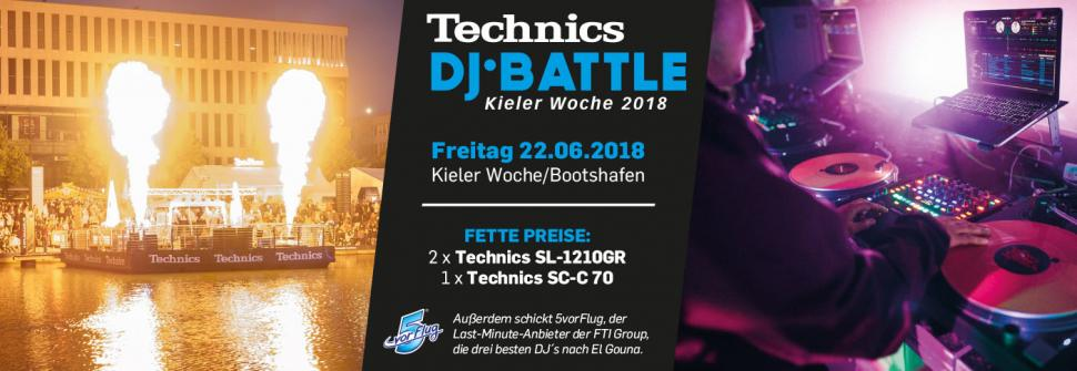 Technics DJ-Battle 2018