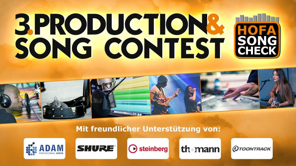 HOFA PRODUCTION SONG CONTEST