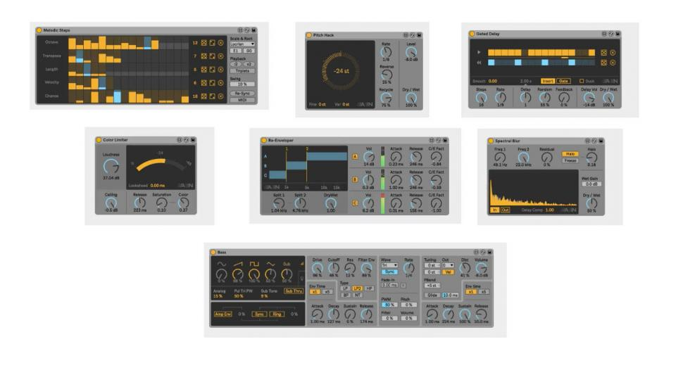 Ableton Creative Extensions