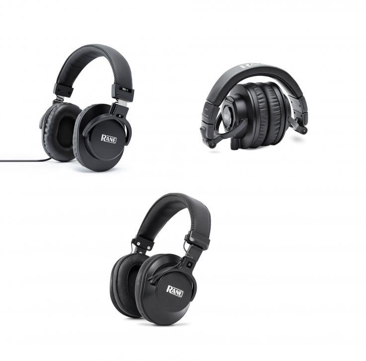 Rane RH-Serie Monitoring-Kopfhörer