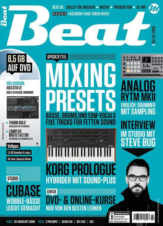 Beat Magazin 07/18