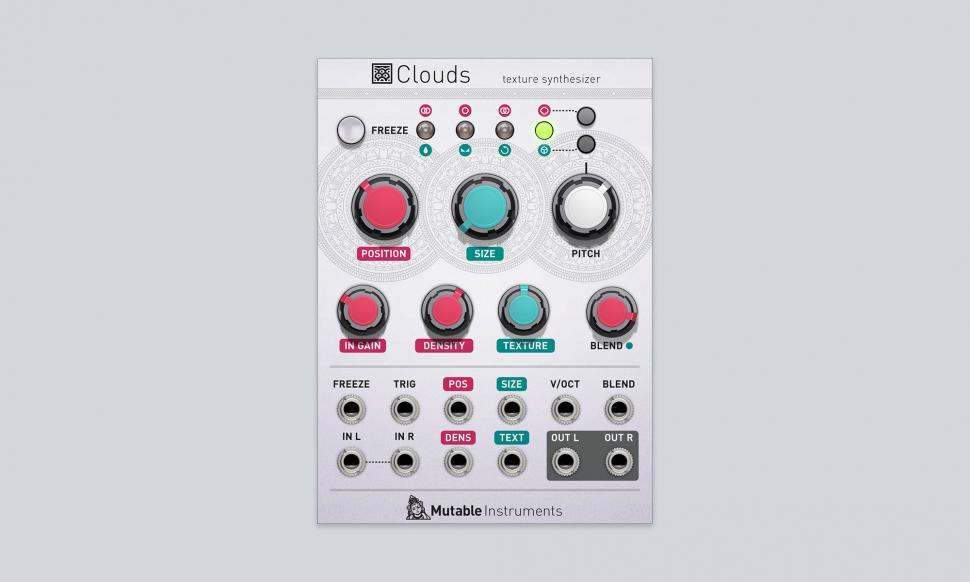 Mutable Instruments Clouds