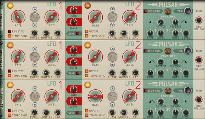 Schritt 3: LFOs für die Klangfarbe