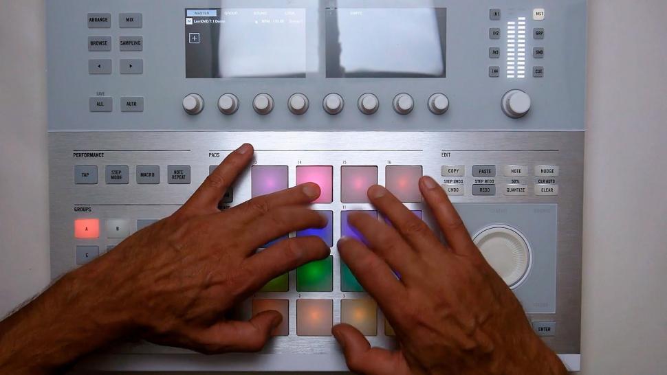 DVD-Lernkurs Hands On Finger Drumming