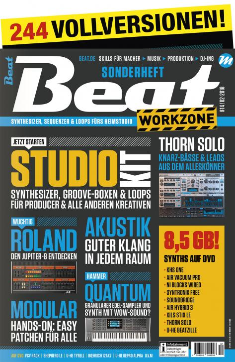 Beat Workzone – Studio Kit 02/2018
