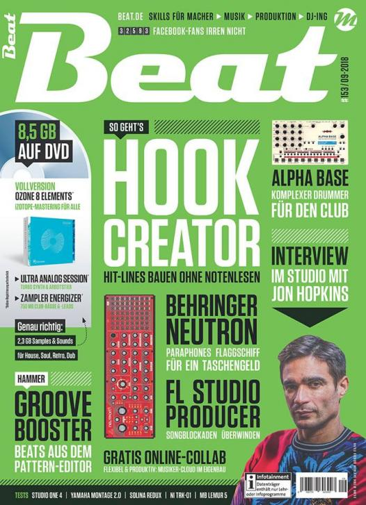 Beat 09|18: Hook Creator
