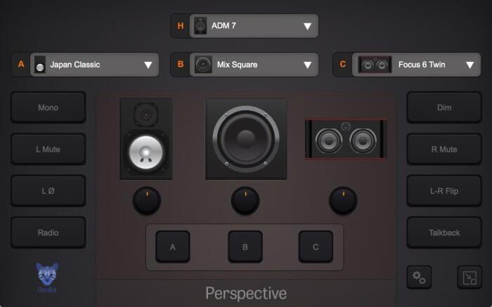 Oscillot AudioPerspective