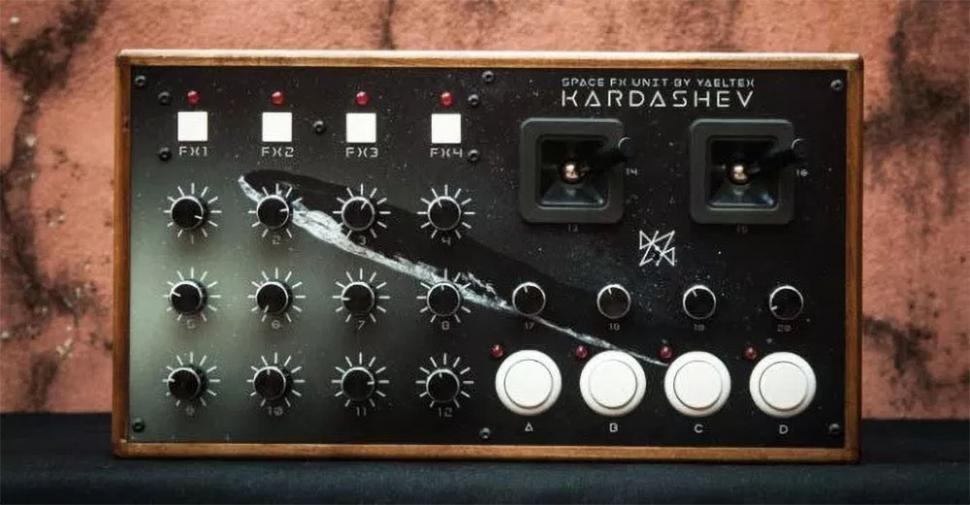 Custom MIDI-Controller von Yaeltex
