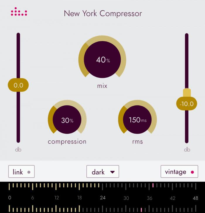 Denise Audio New York Compressor