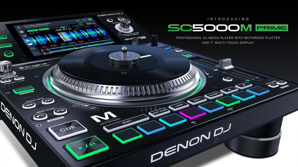 Denon DJ Prime Serie