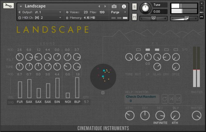 Cinematic Instruments Landscape FREE