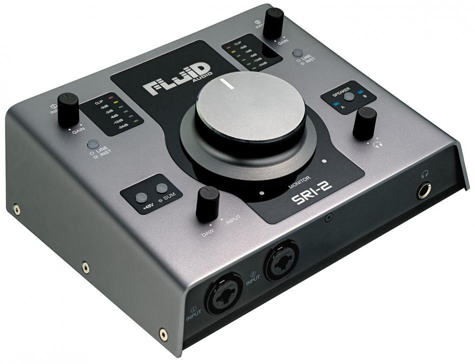 Fluid Audio präsentiert SRI-2