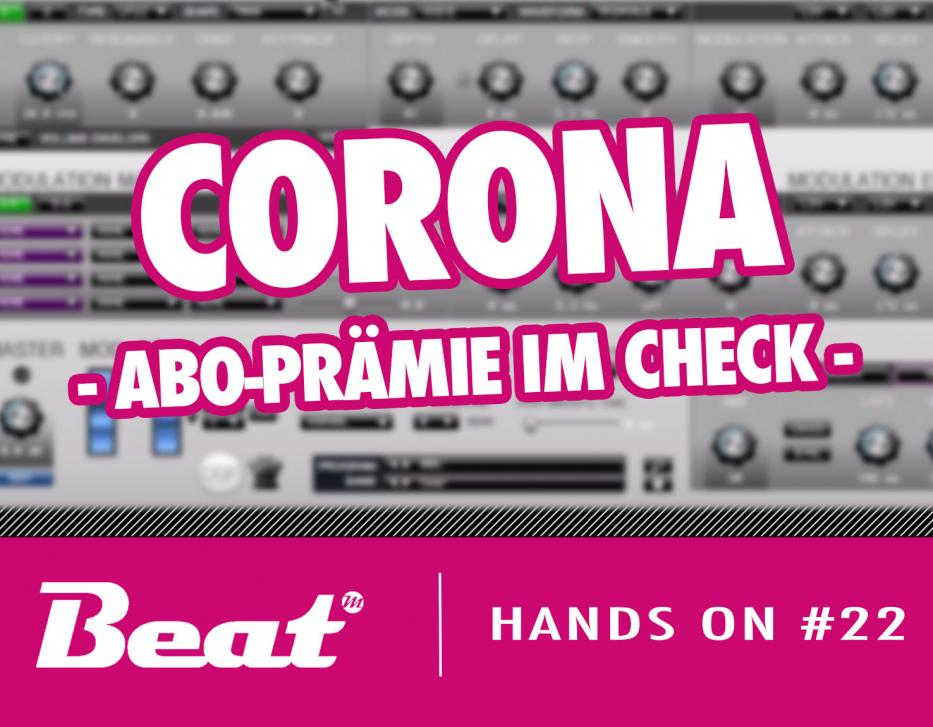 Video-Tutorial: Abo-Prämie DiscoDSP Corona im Check
