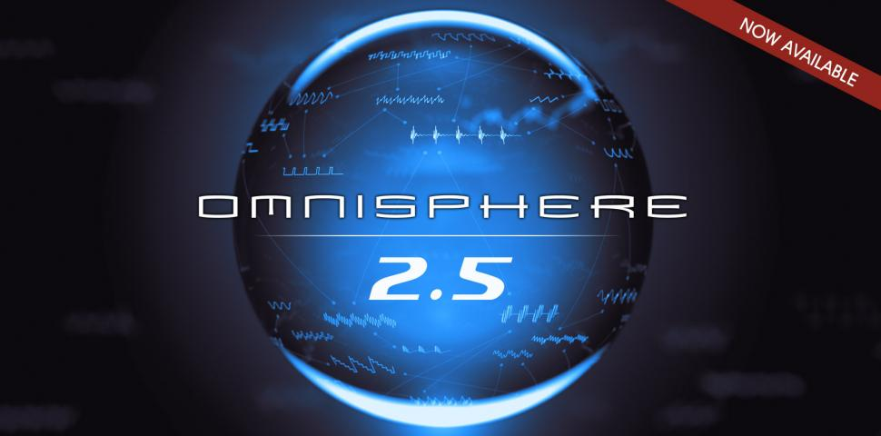 SpectrasonicsOmnisphere 2.5