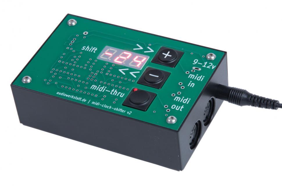 audiowerkstatt midi-clock-shifter v2