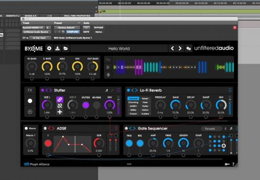 Unfiltered Audio BYOME