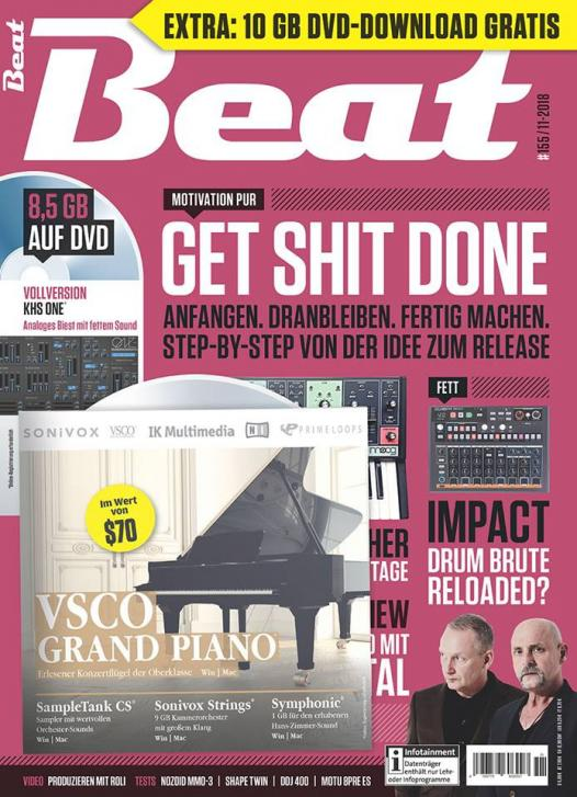 Beat 11|18: Get Shit Done – Von der Idee zum Release