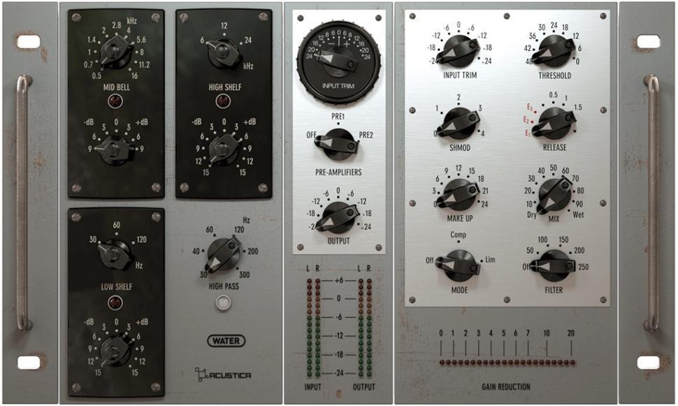 Acustica AudioWater