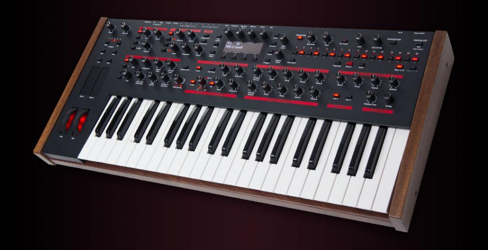 Sequential Pro 2 Firmware Update v1.4