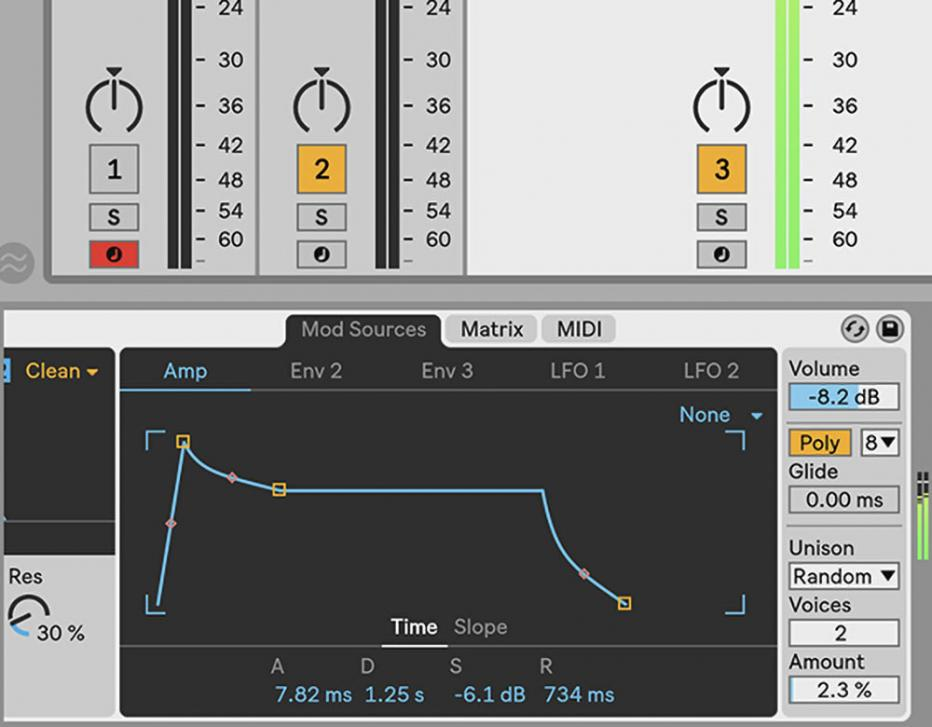Ableton Live Tutorial: Synth-Sounds fetter machen
